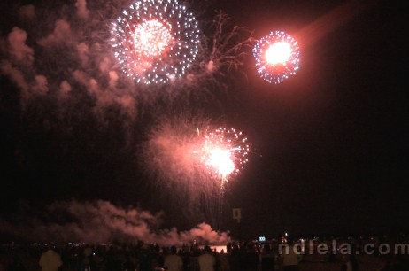 Orchard Beach Fireworks